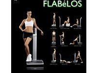 Flabelos machine (vibration plate)