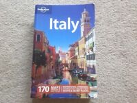 Lonely Planet Country Guides Italy