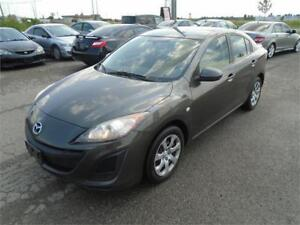 2010 Mazda Mazda3 GX - AUTOMATIC | CERTIFIED | ACCIDENT FREE