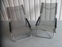 Pair of Sun loungers
