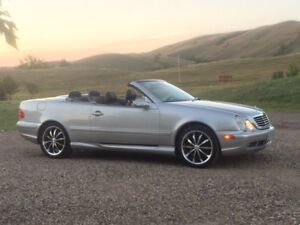 2001 Mercedes Benz CLK430 AMG Package