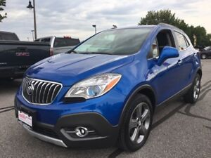 2013 Buick Encore CXL 1.4L Turbo FWD Bluetooth Backup Cam Touch