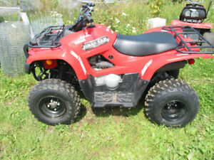 2013 YAMAHA GRIZZLY MINT