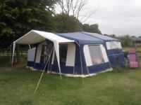 Penine Fiesta Folding Camper Trailer Tent 2003