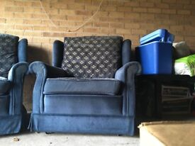 Sofa three peices
