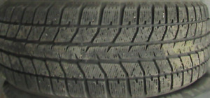 90% TREAD*215/55/18 BRIDGESTONE TIRES (2 OF THEM) Tires are insp