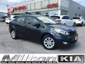 2013 Kia Rio LX+ | STUDENT SPECIAL | HEATED SEATS | BLUE TOOTH