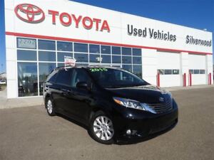 2015 Toyota Sienna - ONE OWNER, ACCIDENT FREE!!!