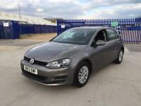 2013 VW GOLF 1.6 TDI ONLY 45000 MILEAGE 1 OWNER