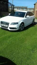 Audi a4 s line estate 2.0tdi