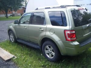 2008 Ford Escape hybrid SUV, Crossover LOOKING GOOD!