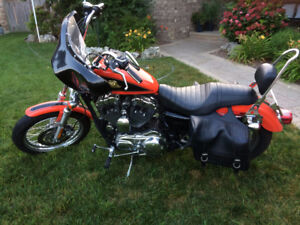 HD 2007 Sportster 50th Anniversary Limited Edition 0746/2000