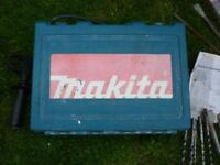 electric drill wanted working or not working makita or bosch cash on collection