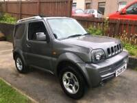 Suzuki Jimny JLX PLUS 1.3 4X4 Low Mileage