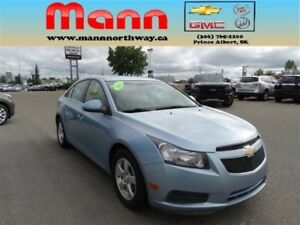 2012 Chevrolet Cruze LT | PST paid, Remote start, Bluetooth, Cru