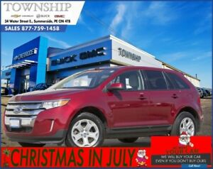 2013 Ford Edge SEL - Automatic - Loaded - Cloth-  $10/Day!
