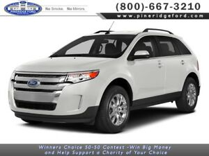 2014 Ford Edge Edge Sel Awd