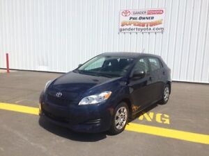 2011 Toyota Matrix Convenience Pkg.