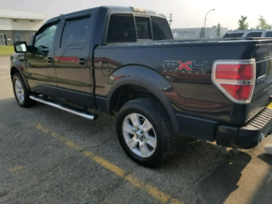 2010 FORD F-150 FX4 SUPERCREW WITH ONLY 45000KM ON WARANTIED ENG