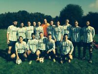 Sunday League Football Players Wanted 11 a Side Mens Cheshire Manchester Open Age Adults Footy Team