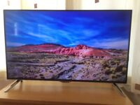 "Panasonic 48"" 4K ultra hd smart 3D tv"
