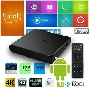T95X Android TV Box AKA The Cable Killer Kodi 17.3