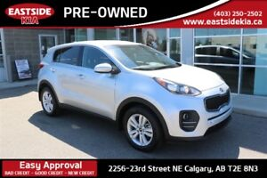 2017 Kia Sportage LX FWD LOW KM GREAT DEAL!