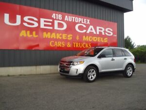 2013 Ford Edge SE Alloys DVD