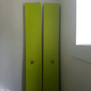 Portes pliantes pour garde robe 48 pouces
