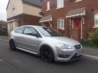 Ford Focus St-2 Hpi Clear Remapped Low Miles 88k Genuine NO TEXTS! BARGAIN! MUST GO!not st3