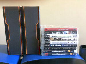 Mint condition PS3 Games