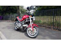 Ducati Monster 620 2002