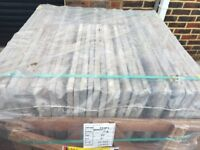 Brand new - Indian Sandstone Autumn brown paving slabs