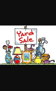DOWNTOWN HALIFAX YARD SALE!!!