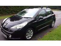 """Peugeot 207 1.6 HDI 2009 58 Reg Low 60,000 Miles 1 Owner """"£1695"""""""