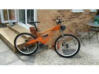 Orange Five 2007 mountain bike