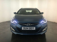 2014 HYUNDAI I40 ACTIVE BLUE DRIVE CRDI ESTATE 1 OWNER SERVICE HISTORY FINANCE