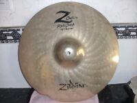 Zildjian Custom Z cymbals