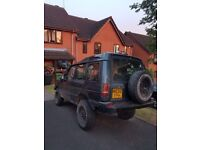 landrover discovery 200tdi off road vehicle? 1995 m.reg........ ready to go £1495 o.n.o
