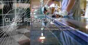 Glass Replacement Experts for Windows & Doors - 24 hours