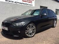 2013 13 BMW 3 SERIES 2.0 320D M SPORT TOURING 5D 181 BHP DIESEL