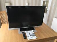 "Panasonic Viera TX-37LZD85 37"" HD TV"