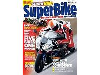 superbike mags