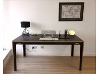 DESK- Large Stylish from Unto the Last