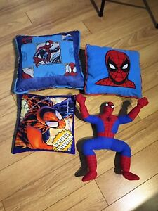 Coussins spiderman