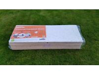 Polystyrene Insulation Boards 1200 x 450 x 25 mm
