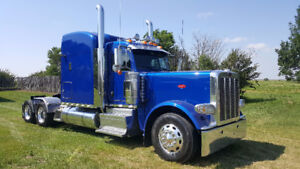 2013 Peterbilt 389 FRESH IN-FRAME!