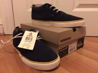 Men's Quiksilver Griffin Suede Shoes (Size 7) BNWT