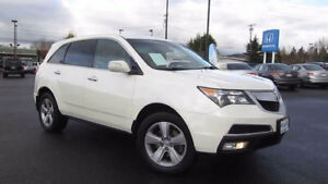 Looking for 2009/10 Acura MDX with Navigation, back up camera