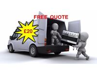 MAN AND VAN HOUSE REMOVALS OFFICE REMOVALS PACKING SERVICE CALL 24/7